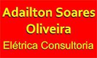 Logo de Adailton Soares Oliveira Eletricidade