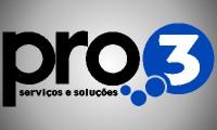 Logo de Pro3 Prestação de Serviços em Jangurussu