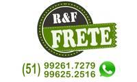 Logo de R&F Fretes Mudanças em Vila Jardim