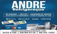 Logo de ANDRE REFRIGERAÇAO em Plano Diretor Norte
