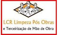 Logo de LCR Limpeza Pós Obras e Terceirização de Mão de Obra