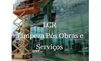 Logo LCR Limpeza Pós Obras e Serviços