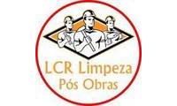 Logo LCR Limpeza Pós Obras e Terceirização de Mão de Obra