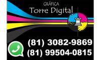 Logo Gráfica Torre Digital em Cordeiro