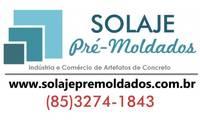 Logo de Solaje Pré-Moldados em Messejana