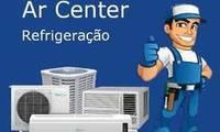 Logo de Ar Center - Refrigeração e Climatização