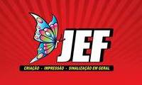 Logo de JEFGRAFICA em Campo Grande