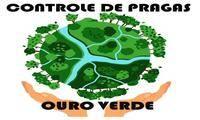 Logo de Ouro Verde Controle de Pragas