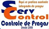 Logo de ServControl - Controle de Pragas