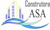 Logo de Construtora Asa Com de Material de Const em Armando Mendes