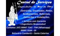 Logo Central de Serviços em Centro