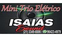 Logo de Isaías Sound - Sonorização em Engenho da Rainha