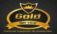Logo Gold Service - Controle Integrado de Ambientes em Amazonas