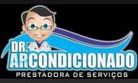 Logo de Doutor Ar Condicionado - Conserto de ar condicionado em Goiânia