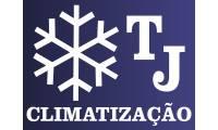 Logo de Tj Climatização em Sobradinho