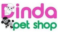 Logo de Pet Shop da Dinda em Sítio Cercado
