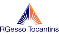 Logo de RGesso Tocantins Serralheria