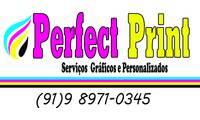 Logo de Perfect Print em Cidade Nova