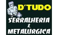 Logo D'Tudo Serralheria E Metalúrgica em Vila Alzira