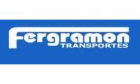 Logo de Fergramon Transportes em Xaxim