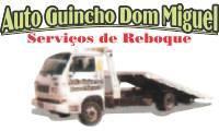 Logo Auto Guincho Dom Miguel em São Gabriel