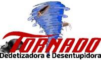 Logo Dedetizadora e Desentupidora Tornado