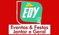 Logo EDY Eventos & Festas em Jardim das Esmeraldas