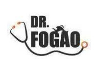 Logo de Dr. Fogão - Conserto de Fogão, Não Cobramos Visita