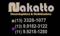 Logo Desentupidora e Dedetizadora Nakatto