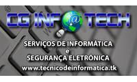 Logo de Clayton Gama - Técnico em Informática e segurança eletrônica (CG Infotech) em Bonsucesso