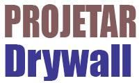 Logo Projetar Drywall