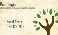 Logo de Psicóloga Karol Alves