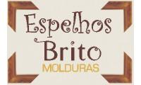 Logo Espelhos Brito Molduras em Catete