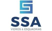 Logo SSAVidros em São Gonçalo