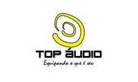 Logo Top Áudio em Bom Futuro