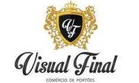 Logo de Visual Final Comércio de Portões em Jardim Macedônia