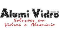 Logo de Alumividro em Ouro Preto