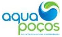 Logo de Aqua Poços em Santo Amaro