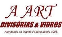 Logo de A Art Divisórias & Vidros