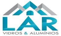 Logo de Lar Vidros E Alumínios em Vila Oeste