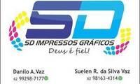 Logo de SD Impressos Gráficos em Setor Novo Planalto