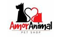 Logo de Pet Shop Amor Animal em Vila Isabel