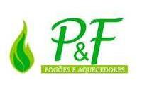 Logo de P & F Aquecedores e Boiller