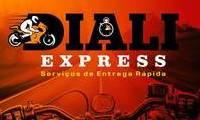 Logo de Diali Express Serviço de Transporte e Logística - Entregas Rápidas em Novo Aleixo