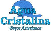 Logo de Águas Cristalinas Mini Poços Artesianos em São Francisco
