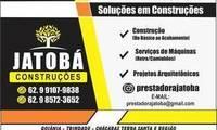 Logo de Jatobá Construções e Terraplenagem