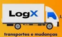 logo da empresa Logx Transportes e Mudanças