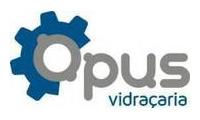 Logo de Opus Vidraçaria em Chácara da Barra