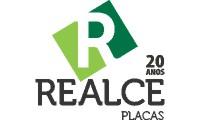 Logo de Realce Placas