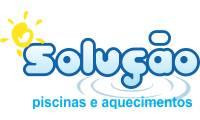 Logo de Solução Piscinas & Aquecimento em Setor de Postos e Motéis Norte (Lago Norte)